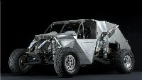 Salon de Los Angeles: Volkswagen Touareg Trophy Truck