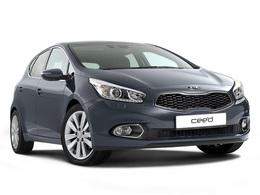 Kia vise les 5500 ventes pour la nouvelle Cee'd en France en 2012