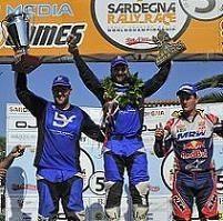 Le rallye de Sardaigne pour Jordi Villadoms