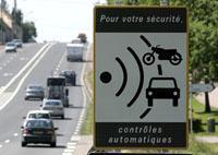 Sécurité routière: 800 nouveaux radars...et autres réjouissances