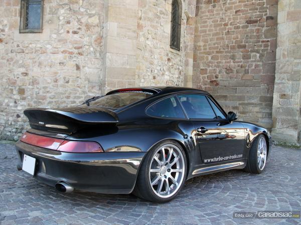 Photos du jour : Porsche 993 Sportec
