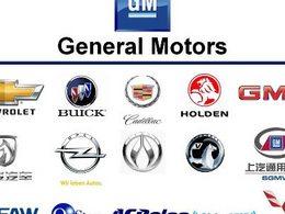 Marché: la General Motors va produire en Indonésie