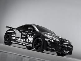 Nouvelle saison de course pour la Peugeot RCZ, Alex Prémat au volant
