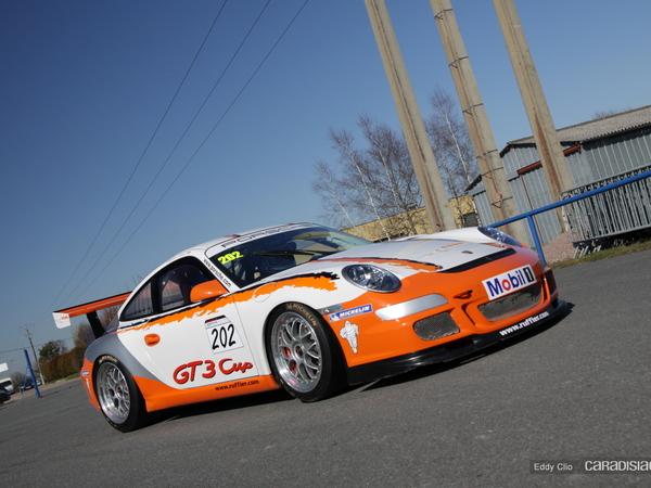 Photos du jour : Porsche 997 GT3 Cup