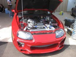 Dingue : La Toyota Supra la plus puissante du monde !