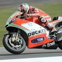Moto GP - Ducati: Nicky Hayden ne s'attend pas à une révolution à Laguna Seca