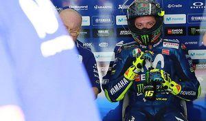 MotoGP Tests Sepang J.1 Rossi: «je me sens bien!»