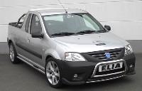 Elia Dacia Pick-Up Lifestyle: grand méchant look