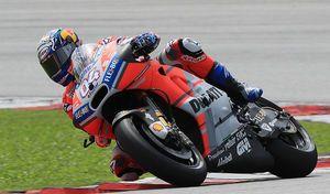 MotoGP Tests Sepang J.1: une agréable surprise pour Dovizioso