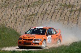Rallye Terre du Vaucluse : Thomas Privé, le panache du champion