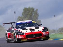 Une Maserati GT3...
