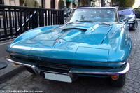 Photos du jour : Chevrolet Corvette C2 Sting ray