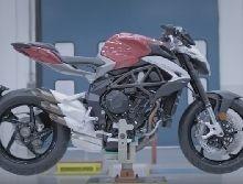 Vidéo - MV Agusta: la Brutale 800 est prête