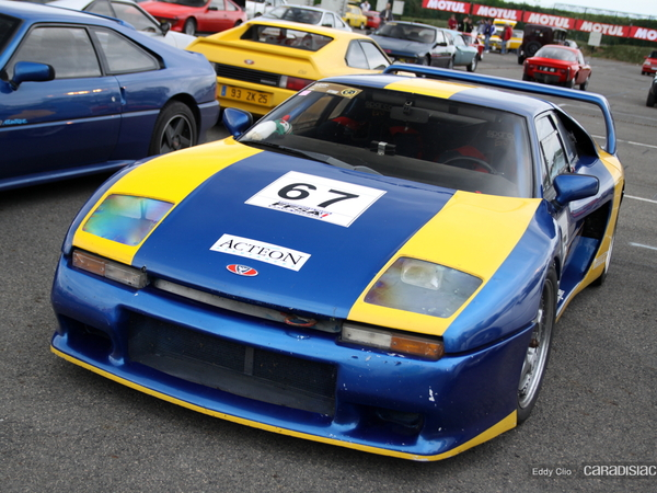 Photos du jour : Venturi 400 GT (Classic Days)