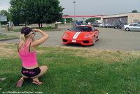 Photos du jour : Ferrari 360 Challenge Stradale.