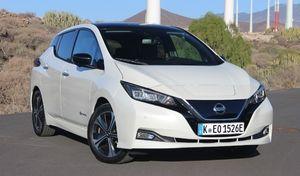 Nissan donne une estimation de la durée de vie des batteries de Leaf