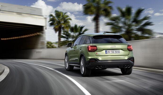 Audi SQ2 restylé : à partir de 53 900 €