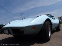 Photos du jour : Chevrolet Corvette C3 L-82