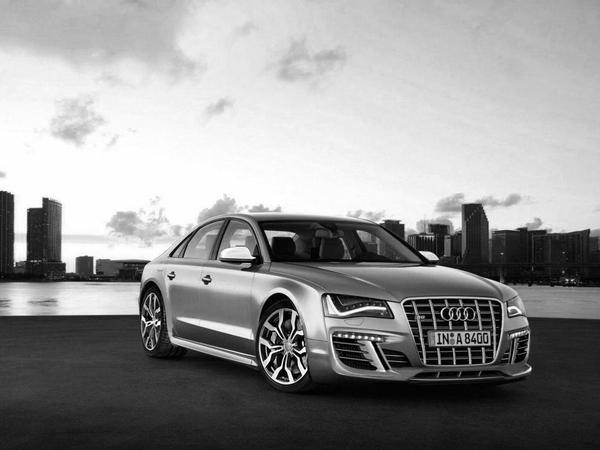 La future Audi S8 à 520 ch ?