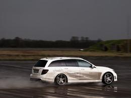 Mercedes C63 AMG break par Edo Competition : 600 ch devant et du coffre aussi derrière