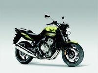 Nouveauté Honda 2010 : La CBF 600N s'offre trois nouveaux coloris