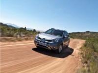 Le Renault Koléo soigne son taux de CO²