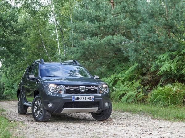 Dacia Duster restylé: des prix en légère baisse...