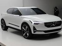 La première Volvo électrique arrivera en 2019 et sera une compacte