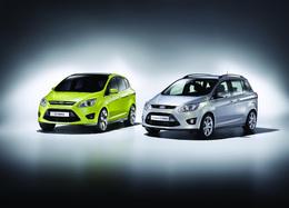 Salon de Genève: Les nouveaux Ford C-Max et Grand C-Max y seront