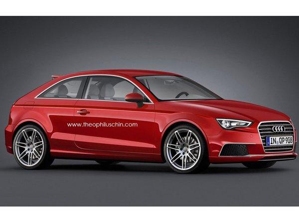 Toutes les futures Audi A3 selon T.Chin
