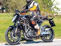 Nouveauté - KTM: le petit Duke devient plus grand