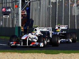 F1 Australie ; les 2 Sauber disqualifiées