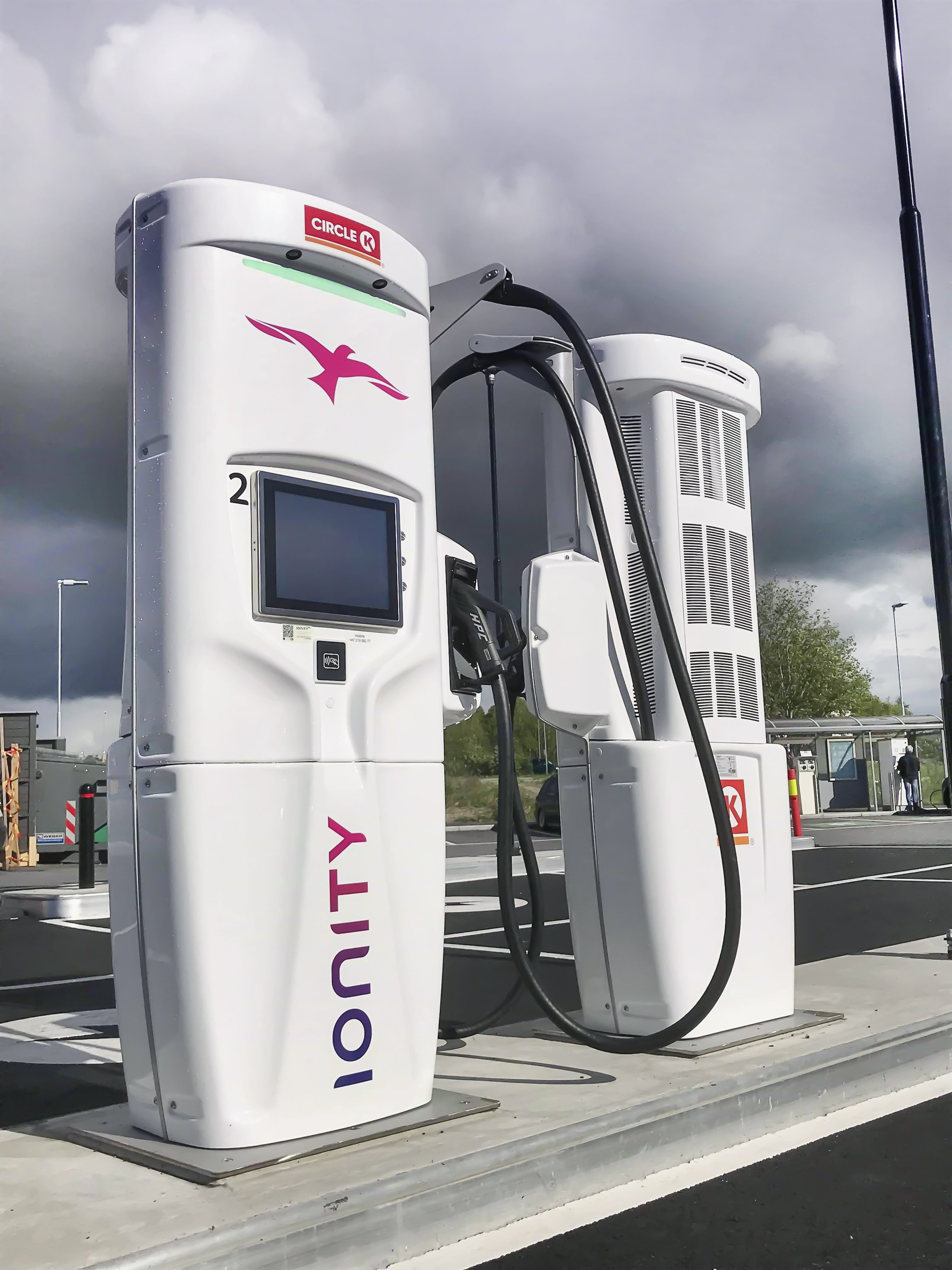 Covington Honda Nissan >> Bornes Ionity : ça avance doucement en Europe