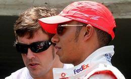 F1 : Hamilton fait l'éloge d'Alonso