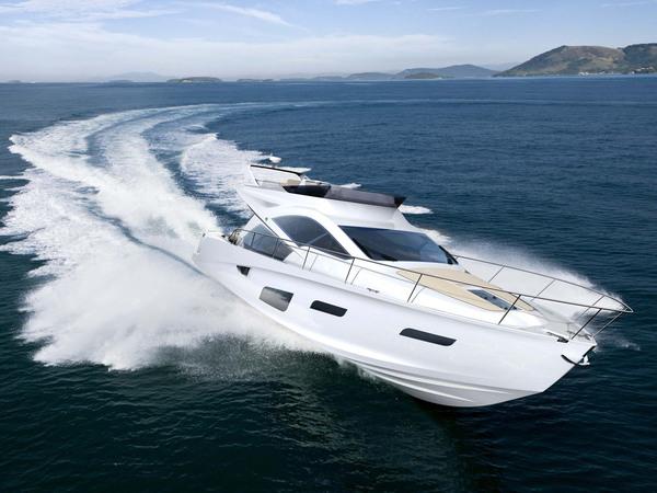 Intermarine 55 : un Yacht dessiné avec BMW