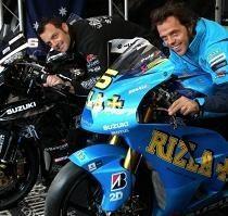 Moto GP - Suzuki: Capirossi au TT et la GSV-R à 325 km/h