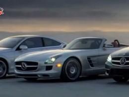 Salon de New-York : avec les C63 AMG Coupé, SLS Roadster et un concept-car ?