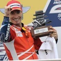 Moto GP - Ducati: Hayden sera sur une moto rouge en 2010