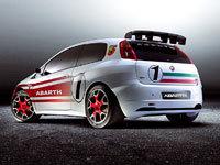Fiat Grande Punto Brutale à venir.