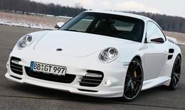 Porsche 997 Turbo/S Techart : présentation à Genève