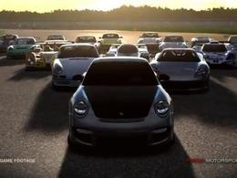 Forza 4 : le pack Porsche sort aujourd'hui