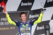MotoGP : Rossi fait plier BWin