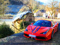 Insolite : un Qatari se fait embarquer sa Ferrari 458 Italia Spider sur la Croisette