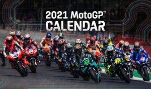 Moto GP 2021: des changements dans le calendrier