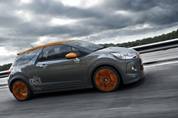 La fatale Citroën DS3 Racing est officielle (30 photos)!