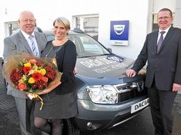 10 000 Dacia déjà vendues au Royaume Uni