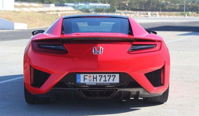 Honda pourrait lancer une NSX Type R