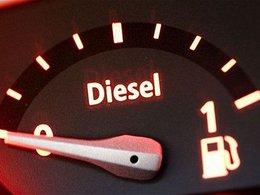Diesel: les ventes fléchissent sérieusement
