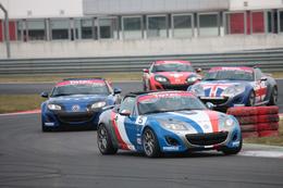 Les résultats de la Mazda MX-5 Open Race 2010. Les concessionnaires français bien placés.