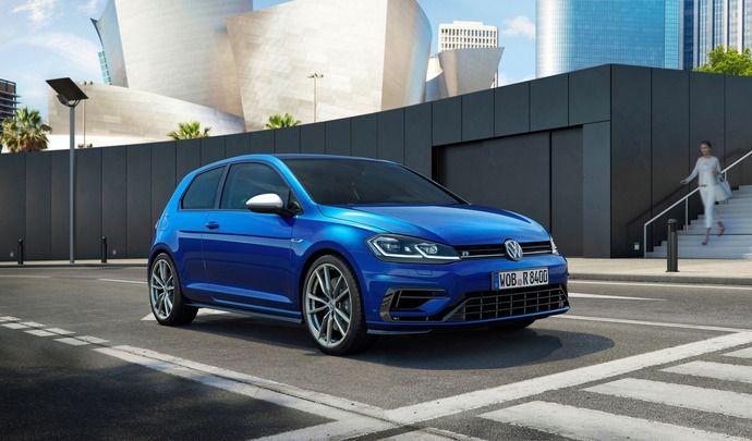 Volkswagen : la Golf R restylée gagne 10 petits chevaux